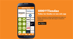Preview of 1000tiendas.net